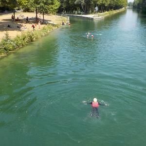 Isarschwimmen - 36
