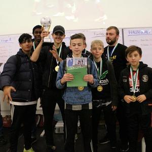News #39 - Sieger 8. KJR-Hallenfußballcup - Image