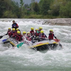 News #50 - Rafting auf der Amper - Image