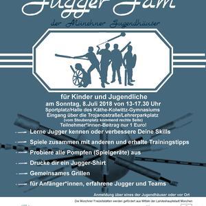News #52 - Jugger-Jam am Sonntag, den 8.7.2018 - Image